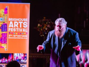 Brian Blessed - Brighouse Arts Festival 2018 (002)